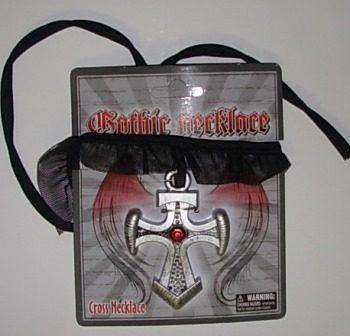 Gothic choker