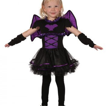 Bat princess toddler costume