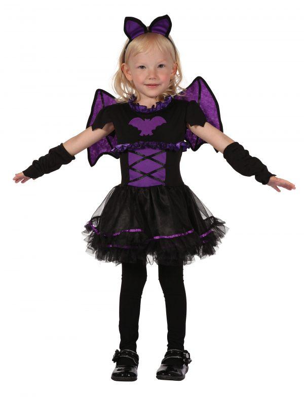 Bat princess toddler costume