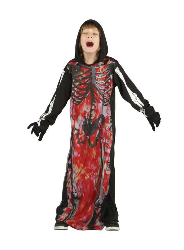 Demon costume child