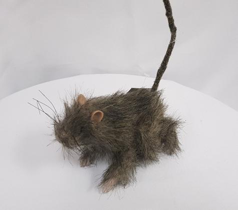 Furry rat – Code: 6772 – The Halloween Store