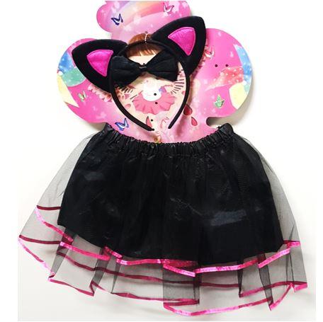 Cat costume set