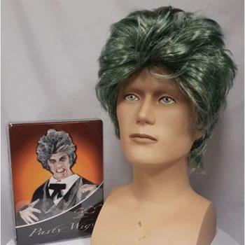 Zombie wig men's