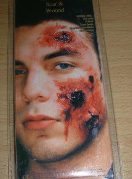 Scar & wound set