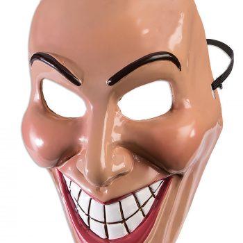 Evil grin mask female