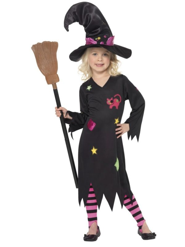 Cinder witch child costume