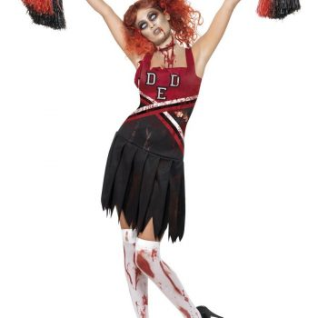 High school Horror cheerleader
