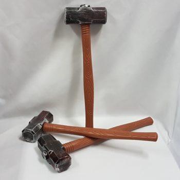 Bloody sledgehammer