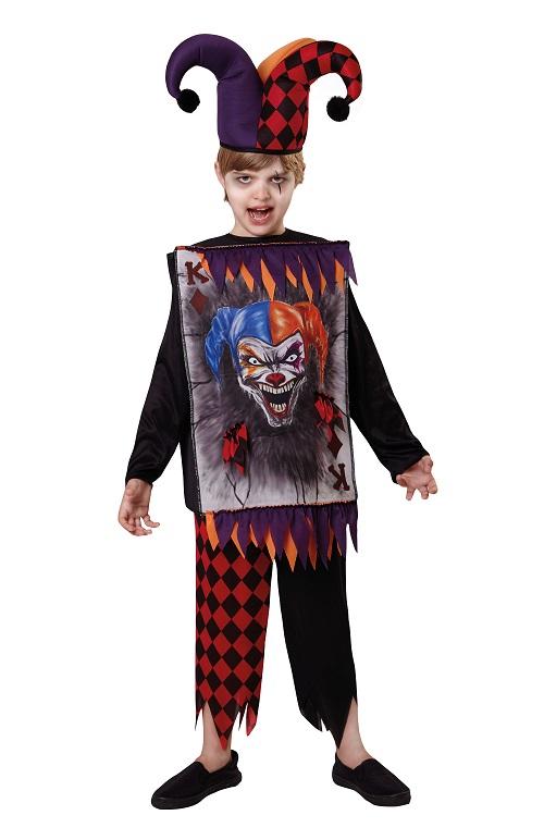 Evil Jester child