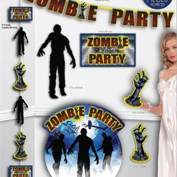 Zombie decorating kit