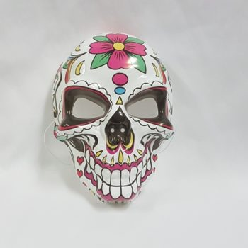 Day of the Dead mask - flower