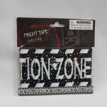 Fright tape - infection zone