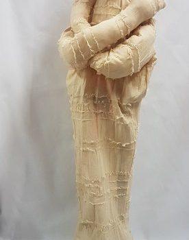 Moaning mummy prop