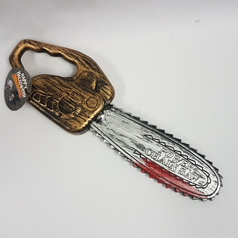 Small bloody chainsaw