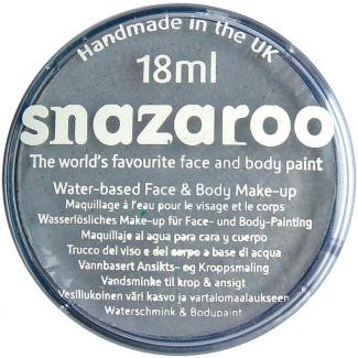 Snazaroo face paint dark grey