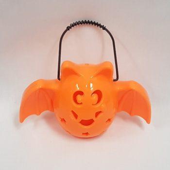 Trick or treat owl lantern