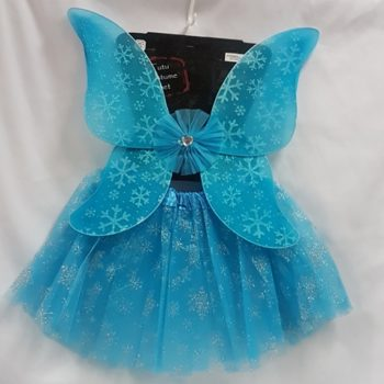 Tutu costume set - ice fairy