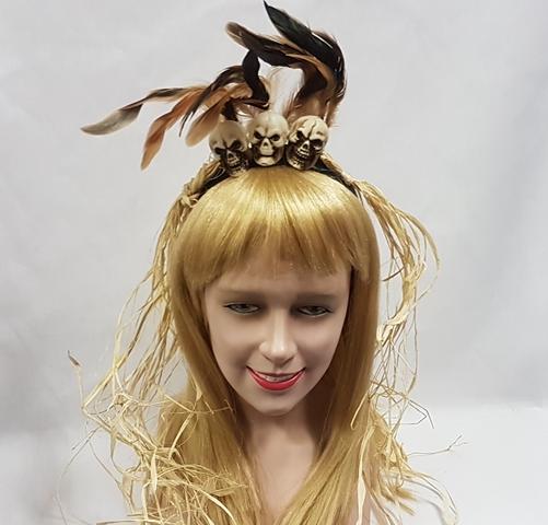 Voodoo headband