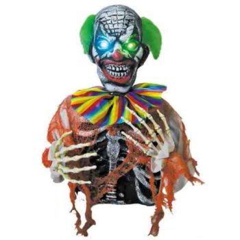 Clown skeleton ground breaker