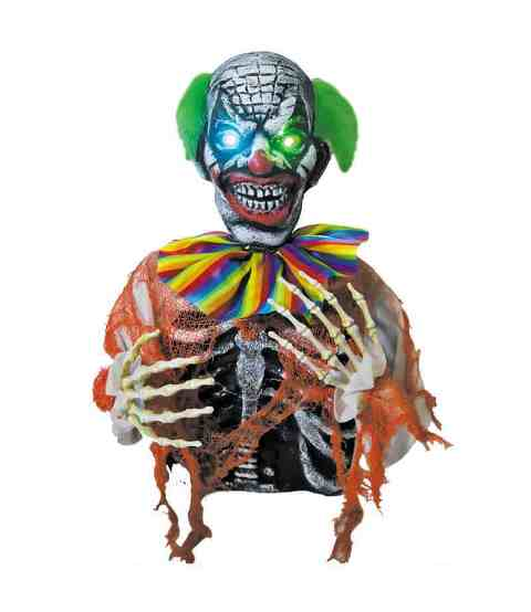 Clown skeleton ground breaker