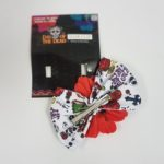 Day of the Dead hair clip back