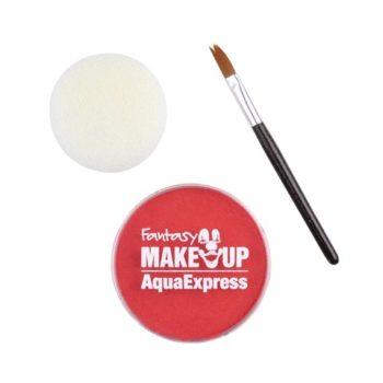 Fantasy make-up kit - red