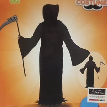 Men's Grim Reaper costume