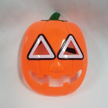 Pumpkin mask light up