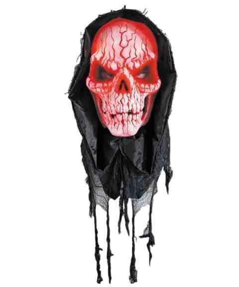 Skull haning demon with lights