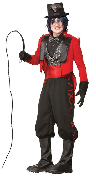 The Ring master men's costume