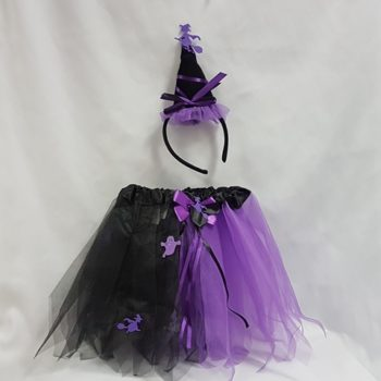 Witch tutu set