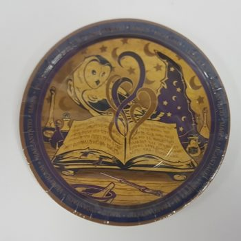 Wizard realm plates