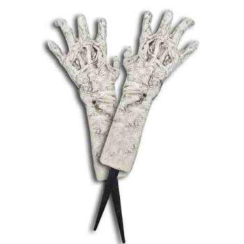 Zombie hands ground breaker