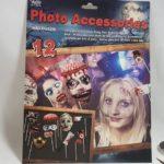Zombie photo props