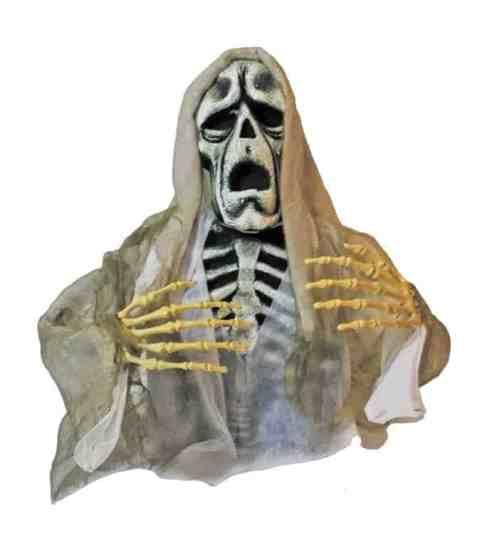 Zombie skeleton ground breaker