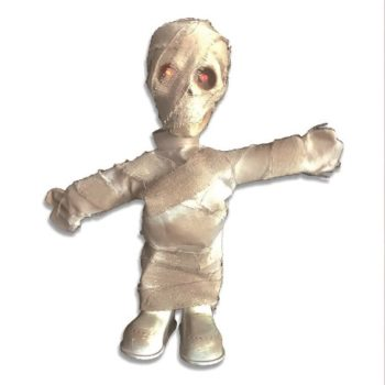 Animated mummy prop