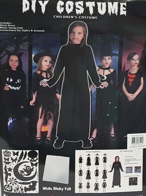 DIY Costume child