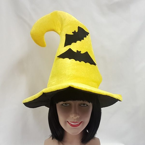 Yellow witch hat