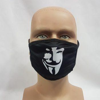 Face mask - V for Vendetta design