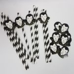 Vampire straws