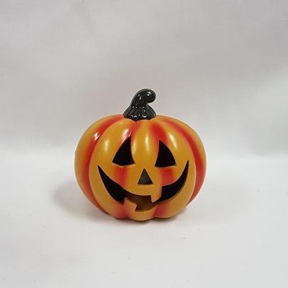 Small light up pumpkin