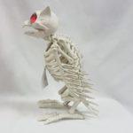 Skeleton owl light up