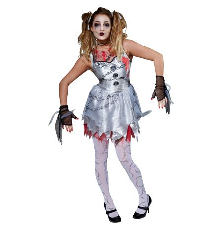Dead Doll costume large