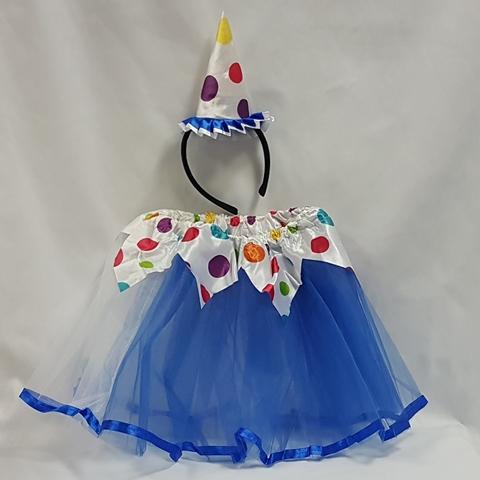 Clown dress up set
