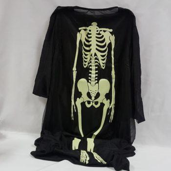 Skeleton cloak
