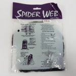 Spider web instructions