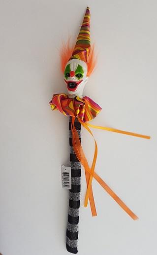 Creepy Jester stick