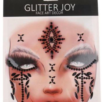 Face art - Gothic design