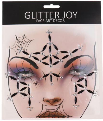 Face art - web design