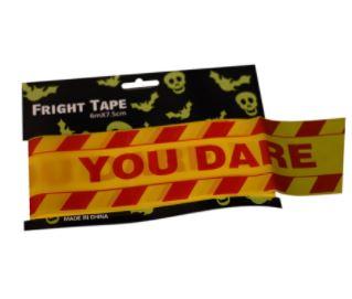 Fright tape You Dare